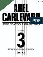 Abel Carlevaro - Seria Didáctica Para Guitarra 3