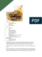 Tort de Biscuiţi
