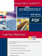 SOS Guide MS Office Outlook 2014-15