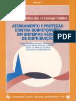 Distribuição de Energia Elétrica - Volume 7 - Aterramento e Proteção Contra Sobretensões - Eletrobrás
