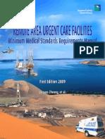 Remote Area Urgent Care Facilities