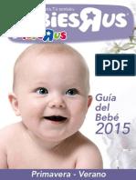 Guia BabiesRus 2015