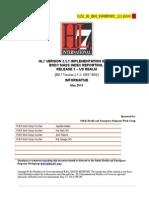 v251 Ig Bmi Informr1 2013may Draft