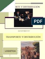 Transporte y Distribucion Parte I