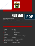 Presentation NSTEMI