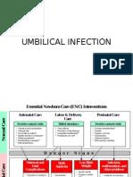 infeksi umbilikus