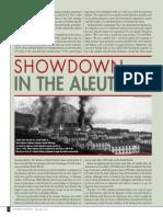 Aleutian Islands Campaign in WW2