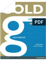 Gold Advanced Coursebook