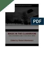 Magic in the Classroom