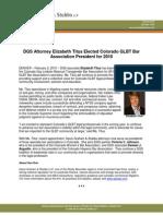 DGS 02-02-10 Press Release