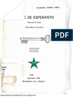 Clave de Esperanto Gomez Cruz
