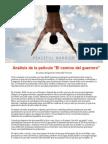 Análisis de La Película _El Camino Del Guerrero
