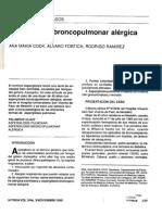 AspergilosisBroncopulmonarAlérgica en Español