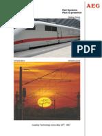 Aeg Bahnsysteme Frueher Und Heute de Eng