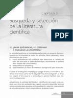 C3 Busquedad y Seleccion de Literatura Metodologia de La Investigacion en Ciencias de La Salud Luis Hernandez