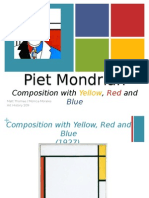 Piet Mondrain