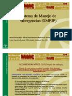 11-SMEIF y CEDEFOS