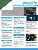 Detector Multigases Ar Respirável XAR8000