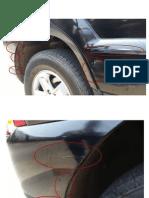 Siniestro - Choque de Auto Estacionado