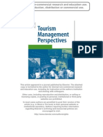 Social Media and Tourism-TMP