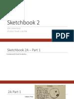 sketchbook 2 zoe caulfield