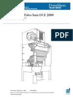 Manual de Filtro de Polvo Serie DCE 2000