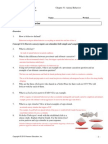 AP Biology Chaper 51 Reading Guide
