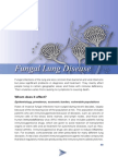 Fungal Lung Disease