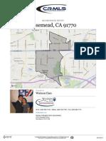 Rosemead, CA