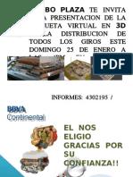 Diapositiva Tamboplaza