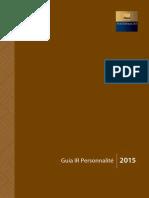 Guia Ir 2015 Itau Personnalite
