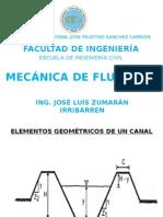 2-Canal Normal Mec. Fluidos II