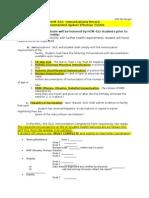 hcm immunization form portfolio