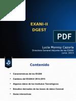 Dgest Exani II