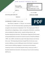 Forrest New Trial Denial