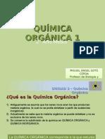 8 Química Orgánica 1