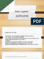 Base Legales