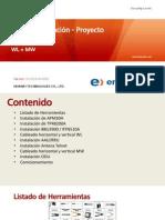 Guía de Instalación Proyecto Entel Rollout V3.1