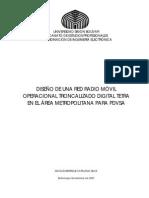 Radio Movil Operacional Troncalizado(Tetra)