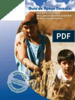 Guia de Apoyo Docente - Incorporacion Integral de La Gestion de Residuos Solidos en El Curriculum Escolar