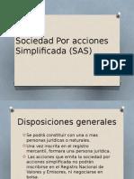 Sociedad Por Acciones Simplificada (SAS)
