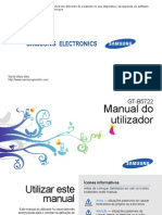 Manual Samsung B5722 Doble SIM