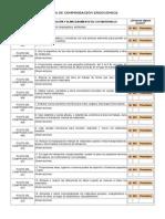Lista Comprobacion Ergonomia