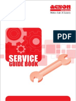 Acson Service Guide Book 2010