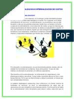 Externalizacion de Costos e Internalizacion