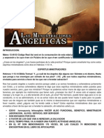 Las Ministraciones Angelicas
