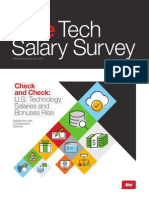 Dice TechSalarySurvey 2015
