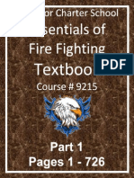 Essentials of Fire Fighting Textbook Part 1-Pages 1-726