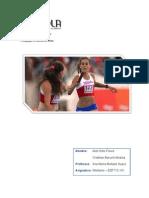 Trabajo de Atletismo 2015
