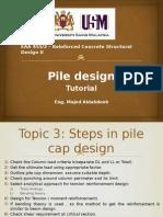 Pile Cap Design 1 Pptx
